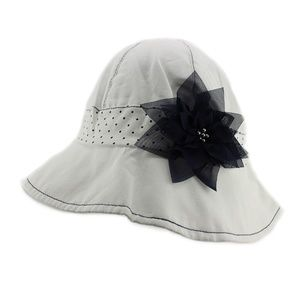 Baby Girl / Girl Summer Hat (1717) Made in Poland